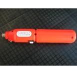 Snoerloze boormachine (rood) 12 volt, ingebouwde accu