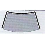 L200 voorruitlijst chroom