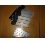 Afbreekmesjes economy ( dunnere uitvoering) 18  mm voor kort mes