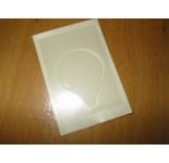 Regensensor gelpads voor Audi, Opel 1,5 mm ( 1 delig)